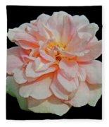 Sweetheart Rose Fleece Blanket