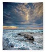 Swirl Fleece Blanket