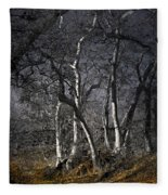 Sycamore Grove Fleece Blanket