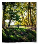 Sycamore Grove Series 12 Fleece Blanket