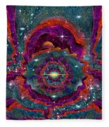 Symmetry Fleece Blanket