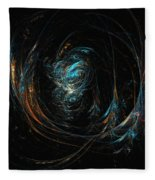 Synapse  Fleece Blanket