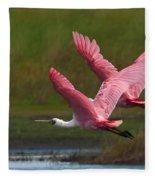 Synchrony Fleece Blanket