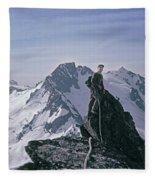 T-04404 Joe Hieb 1 Fleece Blanket