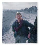 T-04405 Don Claunch Gordon Fleece Blanket