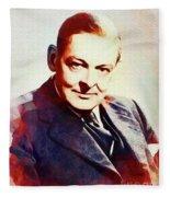T. S. Eliot, Literary Legend Fleece Blanket