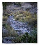 Dry Creek Fleece Blanket