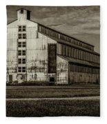 T W Samuels Rack House Fleece Blanket