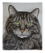 Tabby-lil' Bit Fleece Blanket