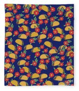 Taco Tuesday  Fleece Blanket