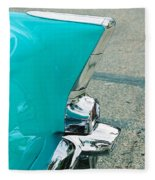 Tail Fin Fleece Blanket