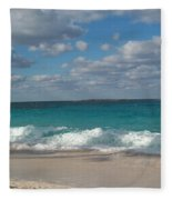 Take Me To The Bahamas Fleece Blanket