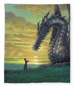 Tales From Earthsea Fleece Blanket