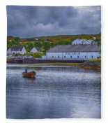 Talisker  Isle Of Skye Fleece Blanket