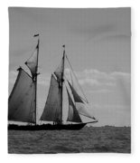 Tallship Fleece Blanket