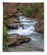 Tallulah River Fleece Blanket