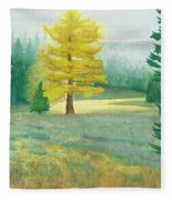 Tamarack Fleece Blanket