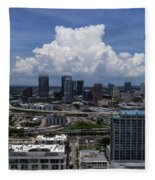Tampa Fleece Blanket