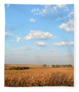 Tanner Farm 2 Fleece Blanket