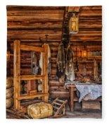 Tanning Room - Fort Ross California Fleece Blanket