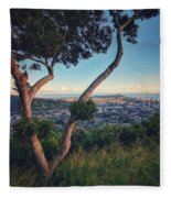 Tantalus Views Fleece Blanket