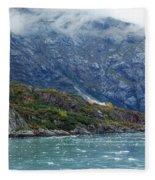 Tarr Inlet Fleece Blanket