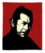 Tashiro Mifune Fleece Blanket