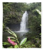 Taveuni, Tavoro Waterfall Fleece Blanket
