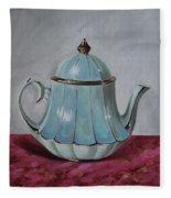 Teapot Fleece Blanket