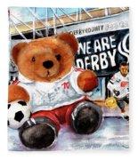 Teddy Bear Ince Fleece Blanket