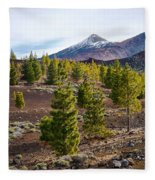 Teide Fleece Blanket