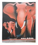 Tembo Fleece Blanket