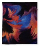 Tempest Fleece Blanket