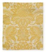 Temple Newsam Fleece Blanket