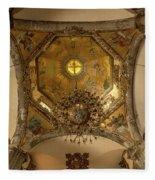 Templo Expiatorio A Cristo Rey - Mexico City II Fleece Blanket