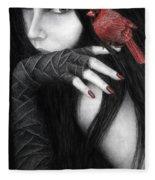 Temptation Fleece Blanket