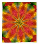 Ten Minute Art 090610-a Fleece Blanket