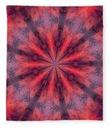 Ten Minute Art 090610-b Fleece Blanket