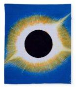 Tennessee Eclipse Fleece Blanket