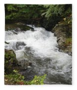 Tennessee River Fleece Blanket