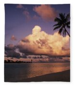 Tetiaroa Fleece Blanket
