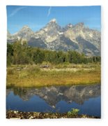 Teton 5 Fleece Blanket