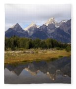 Teton 7 Fleece Blanket