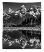 Teton Mono Fleece Blanket