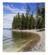 Teton Shore Fleece Blanket