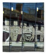 Tett Centre Reflection Fleece Blanket