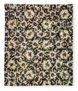 Texture 03.2 Fleece Blanket