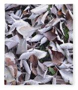 Texture103 Fleece Blanket