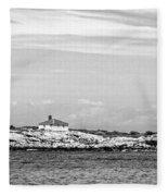 Thacher Island Fleece Blanket