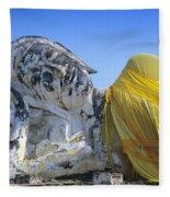 Thailand, Ayathaya Fleece Blanket